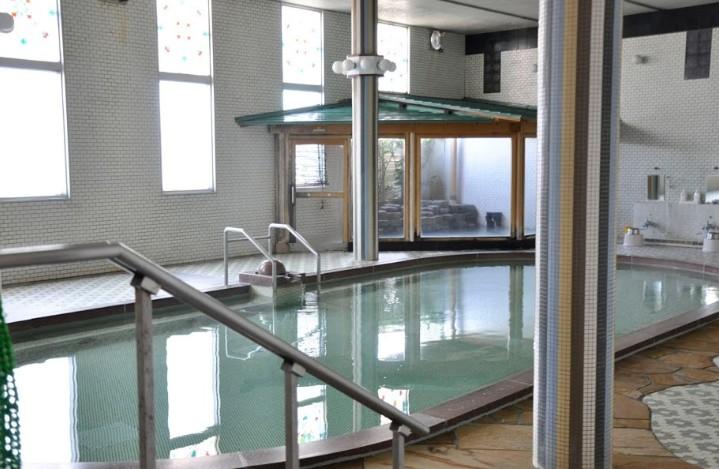 西村屋ホテル招月庭の大浴場2