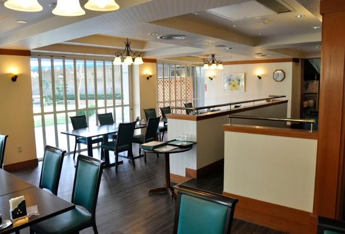 レイセニット城崎スイートVILLAレストラン