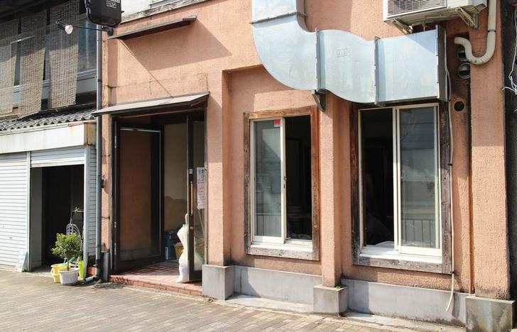 元「ラーメンうさぎ屋」跡地に京都北山元町ラーメンがオープン準備中です