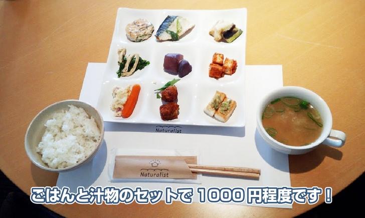 これだけ食べて1000円です!