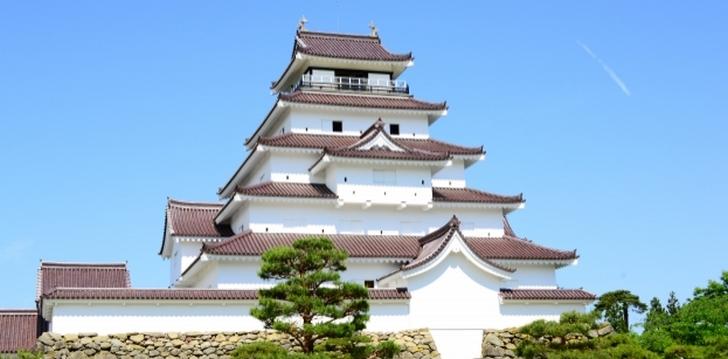 鶴ヶ城(会津若松)