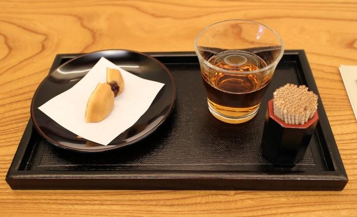 阿闍梨餅(あじゃりもち)2