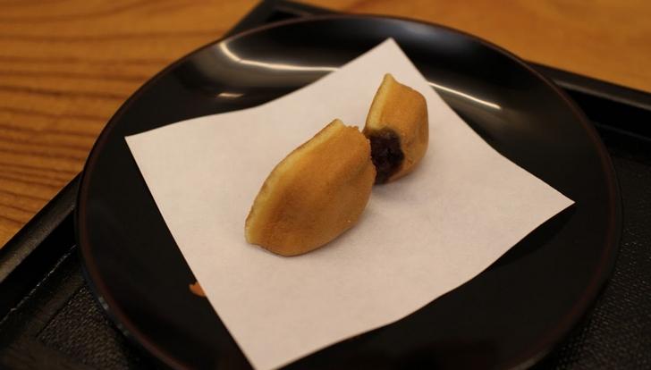 阿闍梨餅(あじゃりもち)3