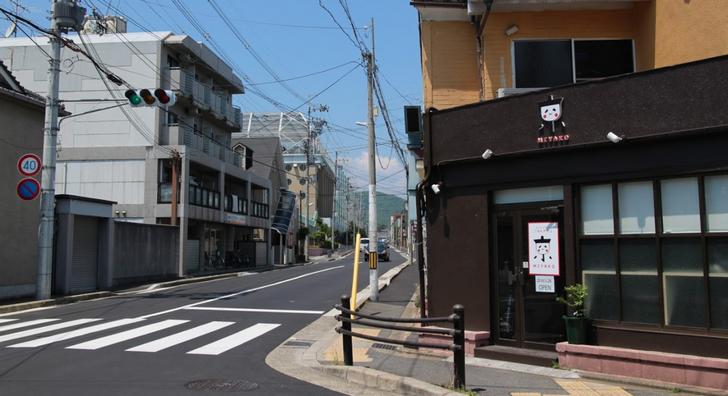 ごはんカフェmiyako 外観