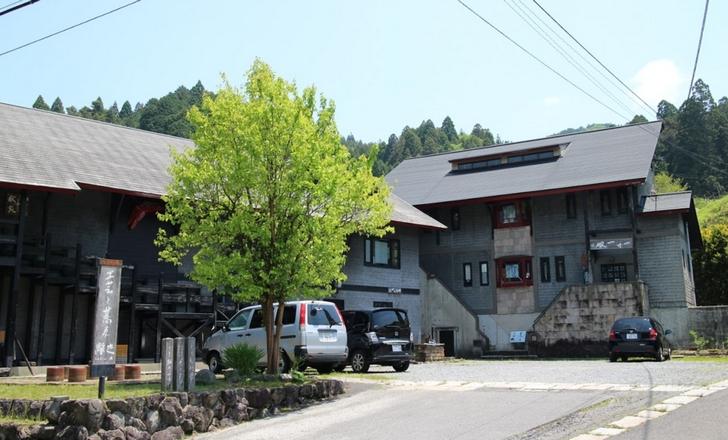 花脊の喫茶店