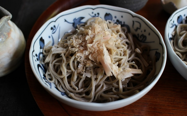 花竹庵 山椒おろし蕎麦3