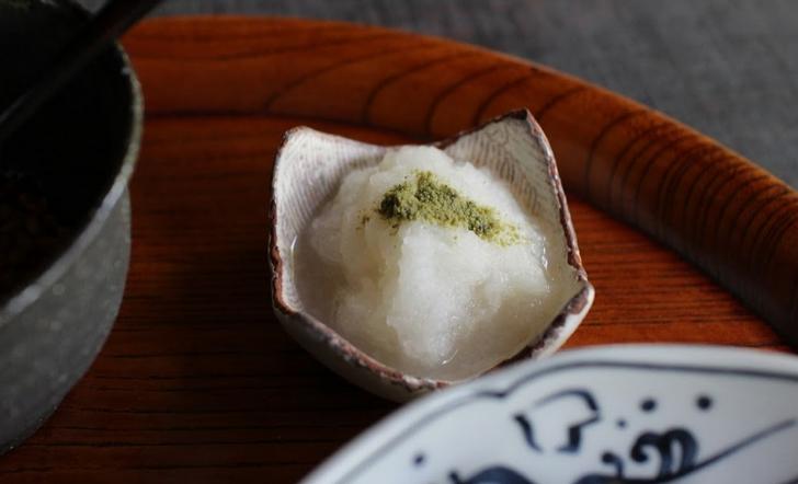 花竹庵 山椒おろし蕎麦4