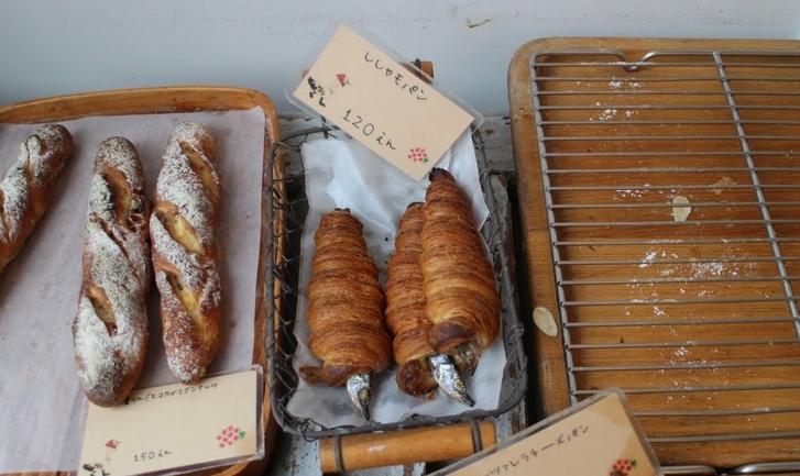 唯一無二の「ししゃもパン」が京都にはある