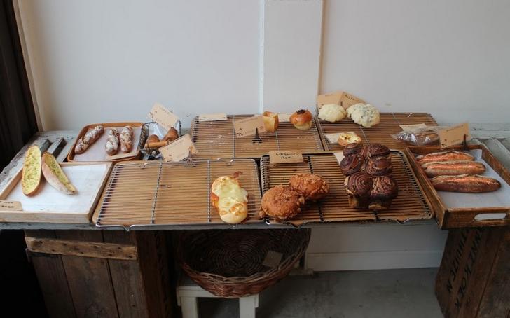キキダウンステアーズベーカリー 京都の隠れすぎるパン屋さん