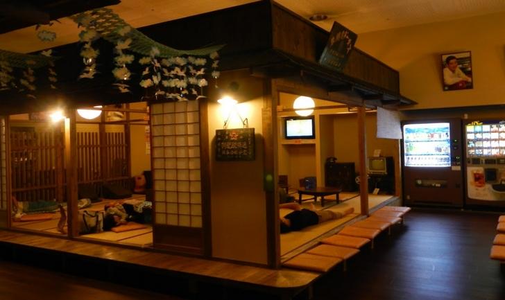 京都の昔懐かしレトロ銭湯