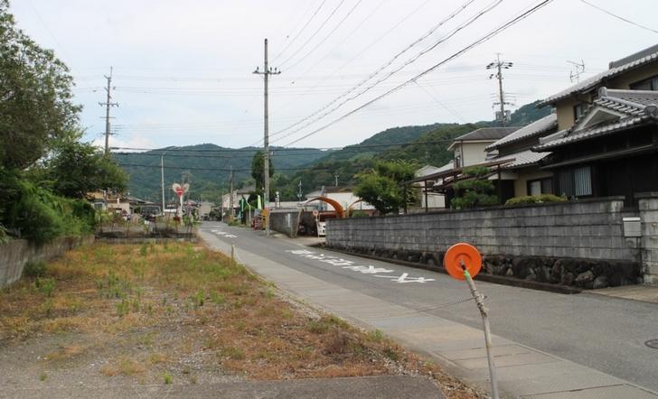 駅近くの「京都府井手町」に猪ラーメンのお店がある