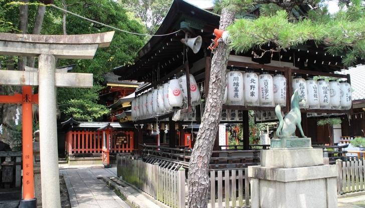 京都の絶対に満足する神社とは?