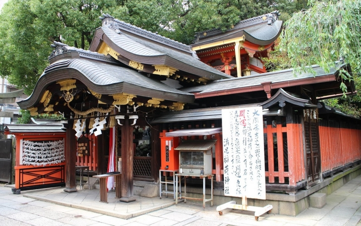 京都の絶対に満足する神社 満足稲荷神社