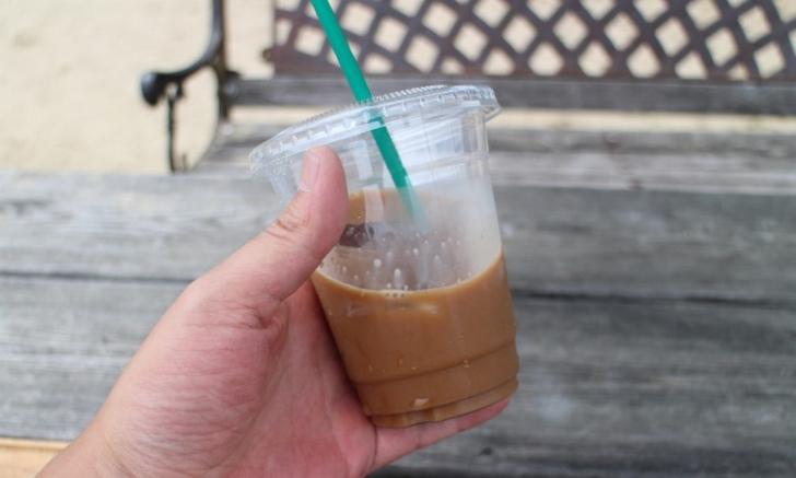 苦みと渋みと香りがバランス良いコーヒー