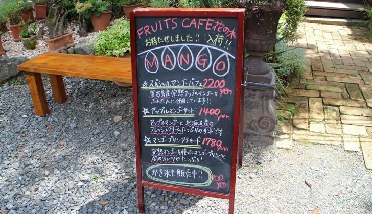7月下旬は沖縄のマンゴーがメイン