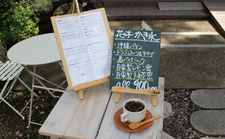 沖縄のフルーツを使ったカフェ