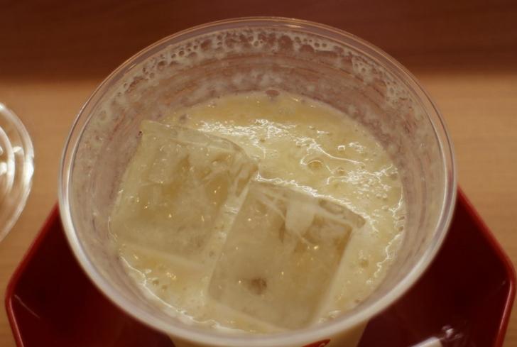 発酵ではなくコーラでわってあります
