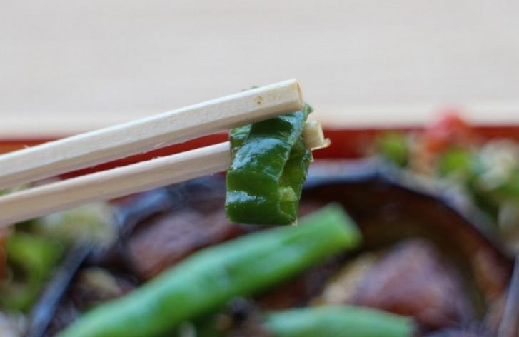 京野菜「万願寺とうがらし」