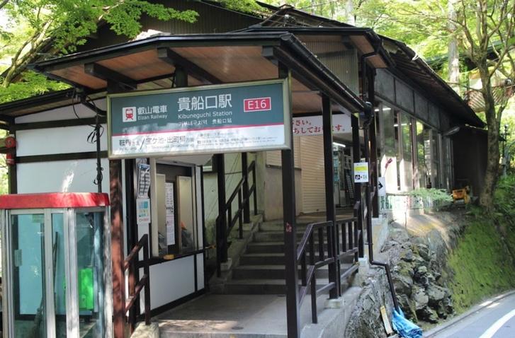 京都の有名な納涼スポット「貴船」も暑かった
