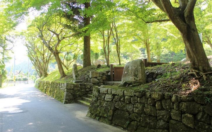 8月5日の真夏の京都(写真は大原・光明山)
