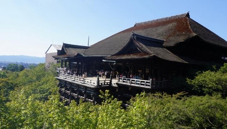 キスマイ宮田俊哉 さんが京都・清水寺で3月22日『もしもツアーズ』撮影ロケ