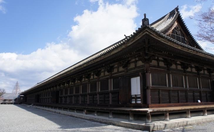 京都旅行ならまず「三十三間堂」