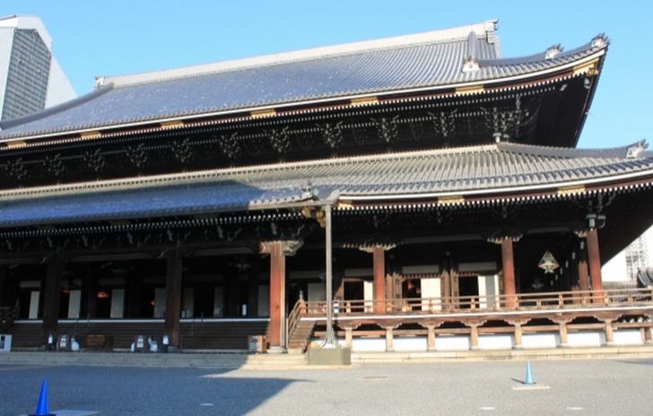 東本願寺・西本願寺は観光地ではありません