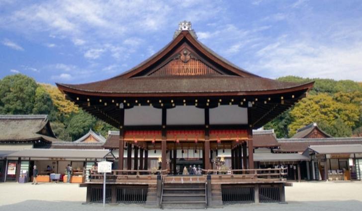 下鴨神社は京都のドン