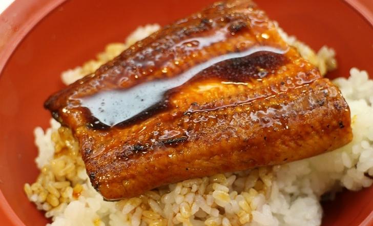 京都で安い鰻丼は「吉野家」とか「すき家」だけ