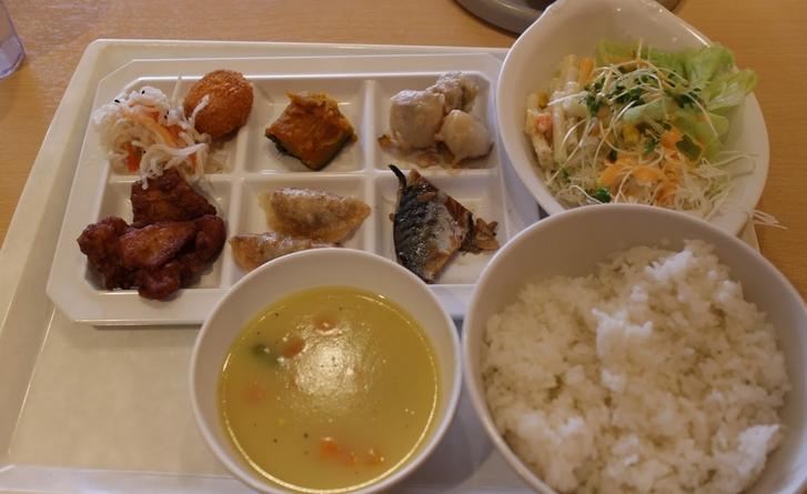 かぼちゃ・フライ・煮物・唐揚げ・揚げ物・魚