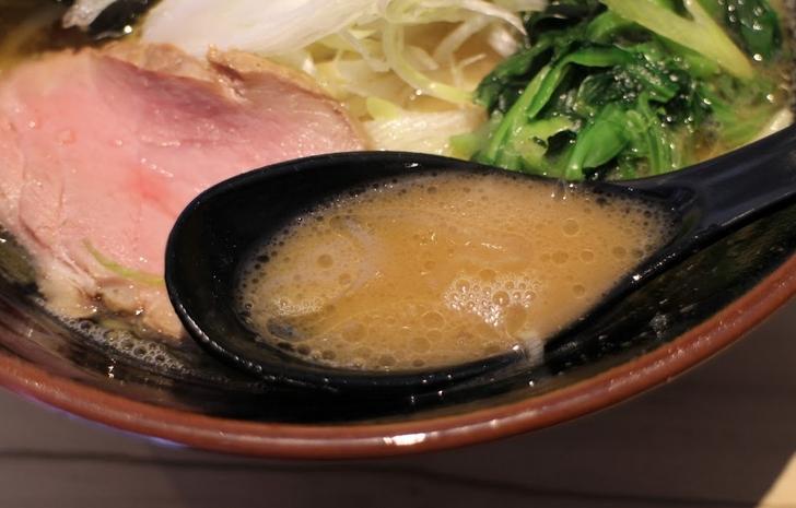 関東で食べていた家系に近い味わい