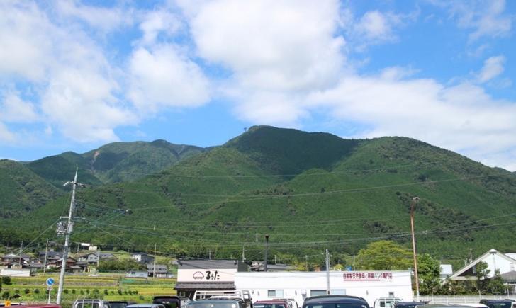 今回の行き先はここ!「蓬莱山」です!