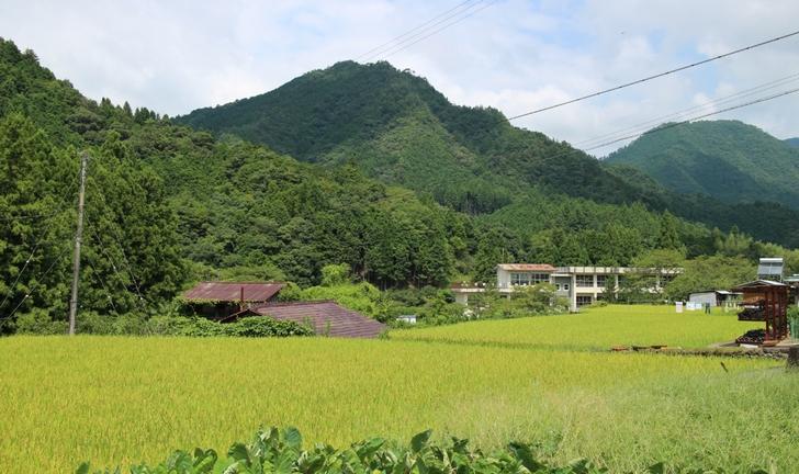 西川第一小学校