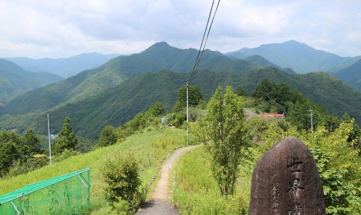 すぐ近くには世界遺産の「熊野古道」があるのでぜひ見て行きましょう!