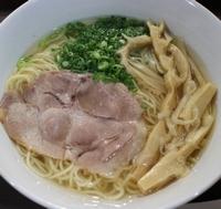 麺屋菜々兵衛のラーメンを食べに京都駅まで行ってきた