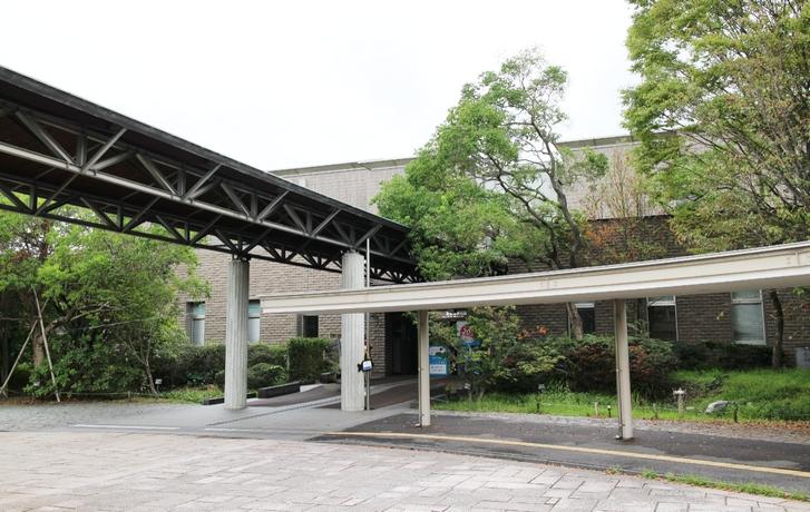 琵琶湖博物館 外観