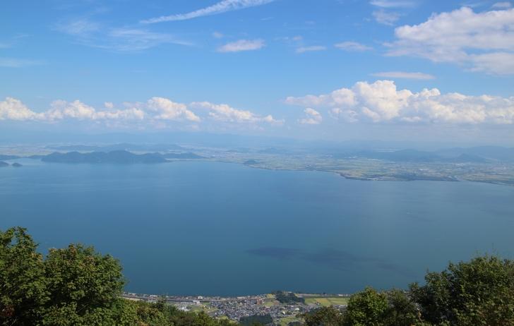 京都の水道水は琵琶湖(滋賀県)の水です
