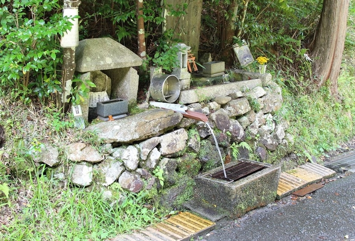 杉坂の船水
