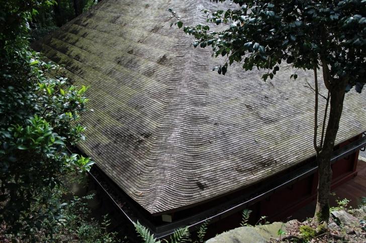 比叡山の修行の重要な場所としても知られています