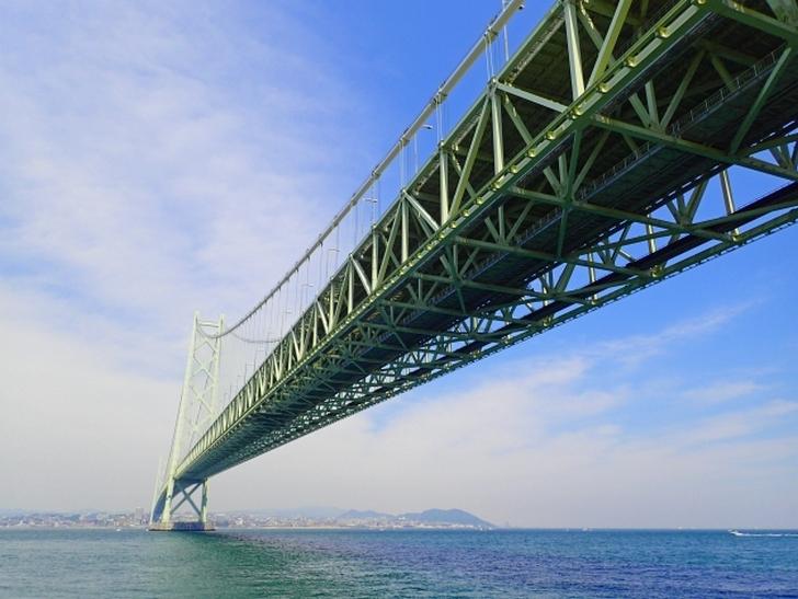 大阪湾にあるのが「淡路島」