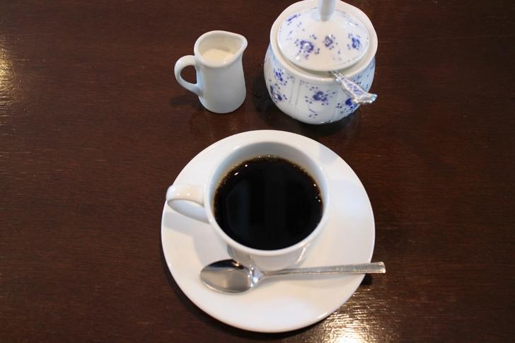 なぜかコーヒーも激ウマでした