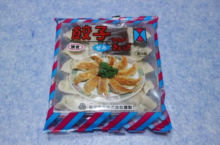 関西で見る餃子といえば せみぎょうざ(ミンミン餃子)