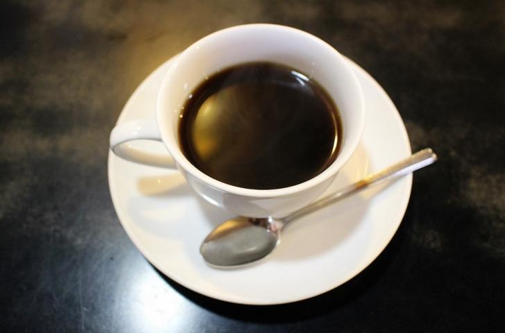 サイフォンコーヒー250円