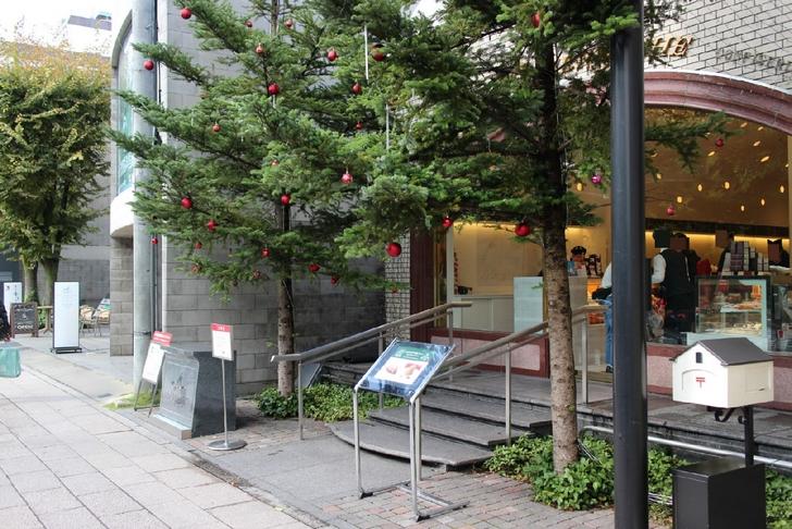 オシャレなケーキ店で社員教育も行き届いている京都の名店です