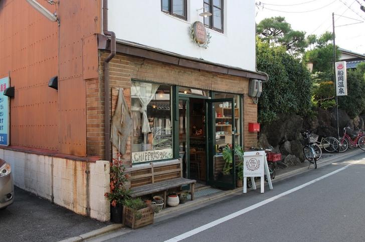パッと見は雑貨店ですが実はパン屋さんです