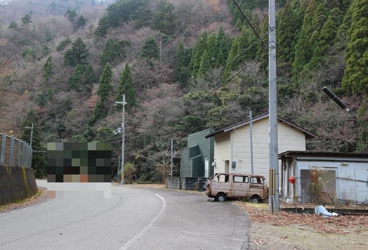 京都で一番小さい家が南丹市美山町白石にあるらしい