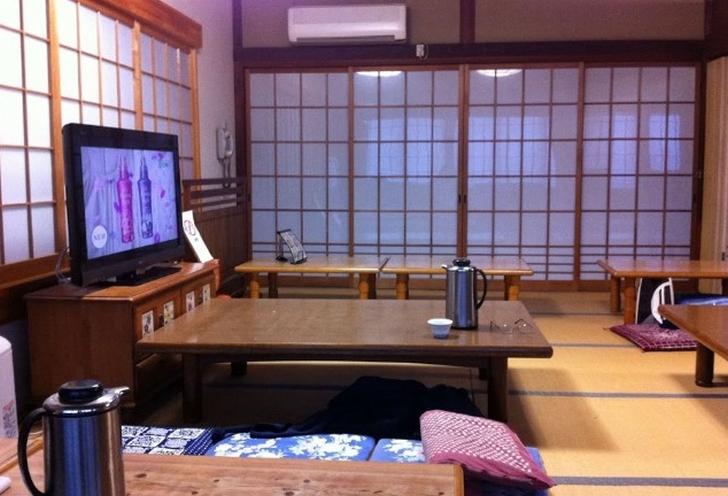 北白川天然ラジウム温泉(京都市左京区)年末年始の営業
