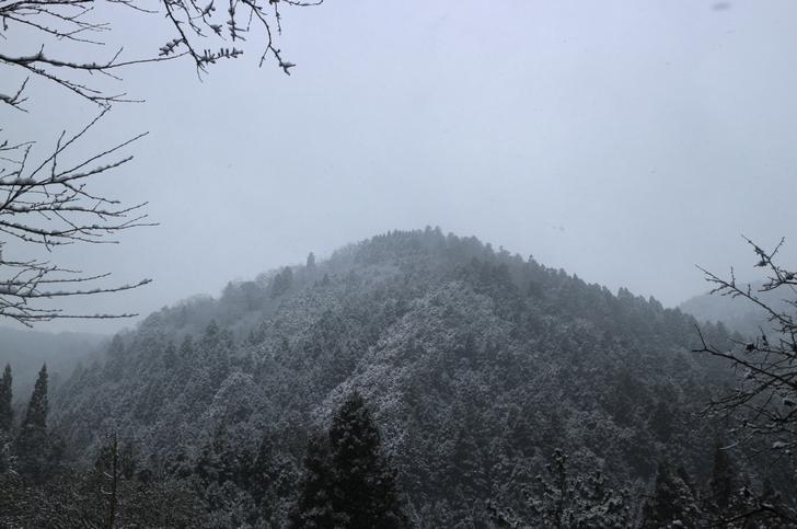 京都「十三石山」です