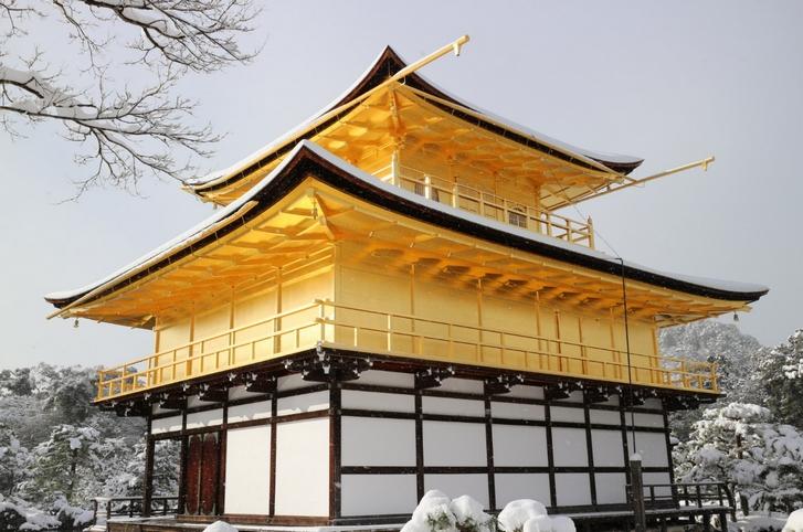 京都・2017年冬 1月15日「雪の金閣寺」まとめ