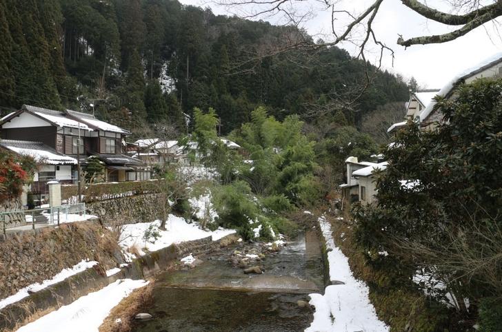 京都・鞍馬天狗が大雪で大変なことに!